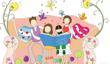亲子阅读,让家温暖而幸福